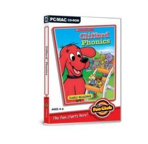 Clifford Phonics PC Game