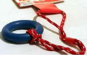 Rubber Ring & Rope
