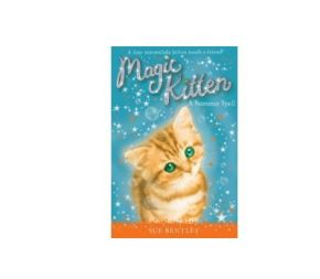 A Summer Spell, Magic Kitten Book