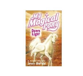 Dawn Light, My magical pony Book