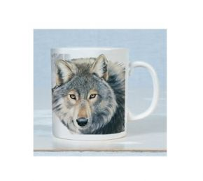 Spirit Of The Wolf, Mug
