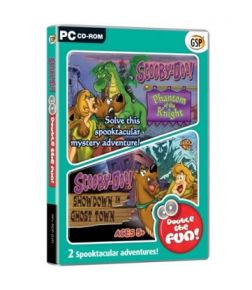 Scooby Doo Phantom of the Knight, Showdown in Ghost Town PC Game
