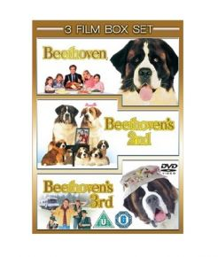 Beethoven, Beethoven's 2nd, Beethoven's 3rd, Box Set