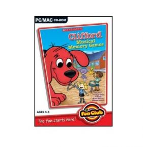 Clifford Musical Memory PC Games