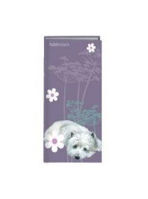 Westie Daisy, Daisy, Address Book