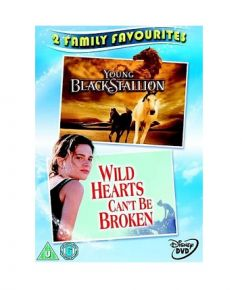 2 Films, Young Black Stallion/Wild Hearts Can't Be Broken