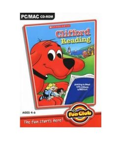 Clifford Reading PC Game