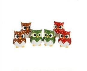 Bright Wise Owl Salt And Pepper