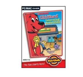 Clifford Learning Activities PC Game