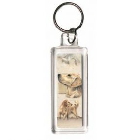 Golden Retriever, Keyring