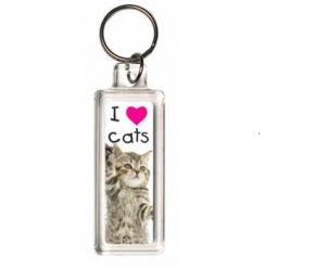 I Love Cats, Keyrings