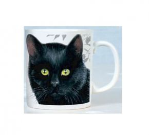 Black Cats, Mugs