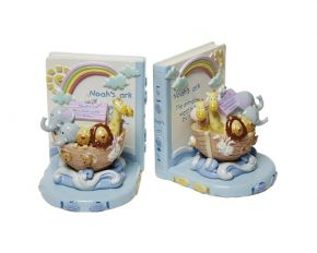 Noahs Ark Book Ends
