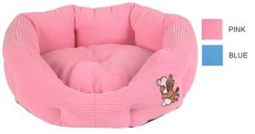 Cassan Luxury Cord Beds, Pink