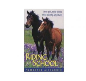 Riding School Three In One Book