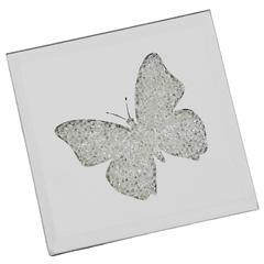 Diamond Butterfly set 4 coasters
