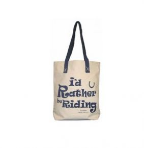 Horsey Girl Shopper, Rather Be Riding