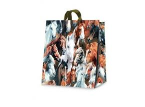 Saddle Up, Shopping Bag