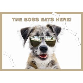The Boss, Placemat