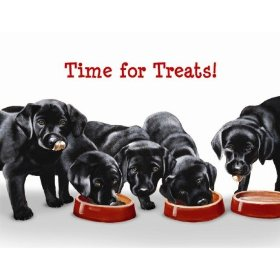 Time For Treats, Placemat, Large