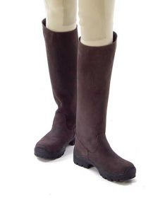 Harry Hall Faro Boots, Brown