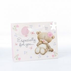 Hugs Bear, Especially For You, Gift Bag & Tag