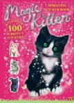 Sparkling Sticker Book, Magic Kitten