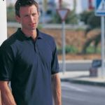 Men's Pique Polo Shirt, With PET-CO Outdoor Logo